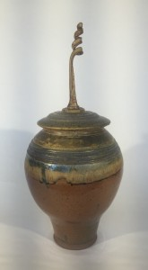 Twisted Lidded Jar 3 02292016