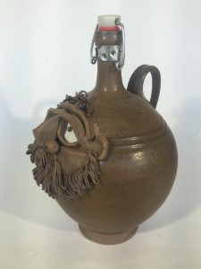 face jug shaner brown