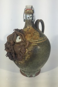 face jug vals blue